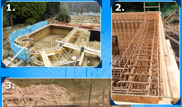 swimming pool construction - Swimming Pool Structural Design