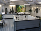 Northampton Hot Tub Showroom