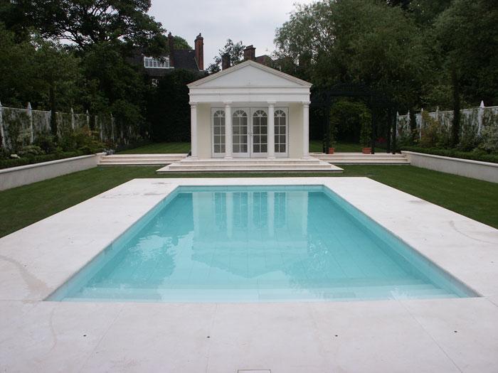 Swimming pool regents park london lifestyle pools for Pool design london